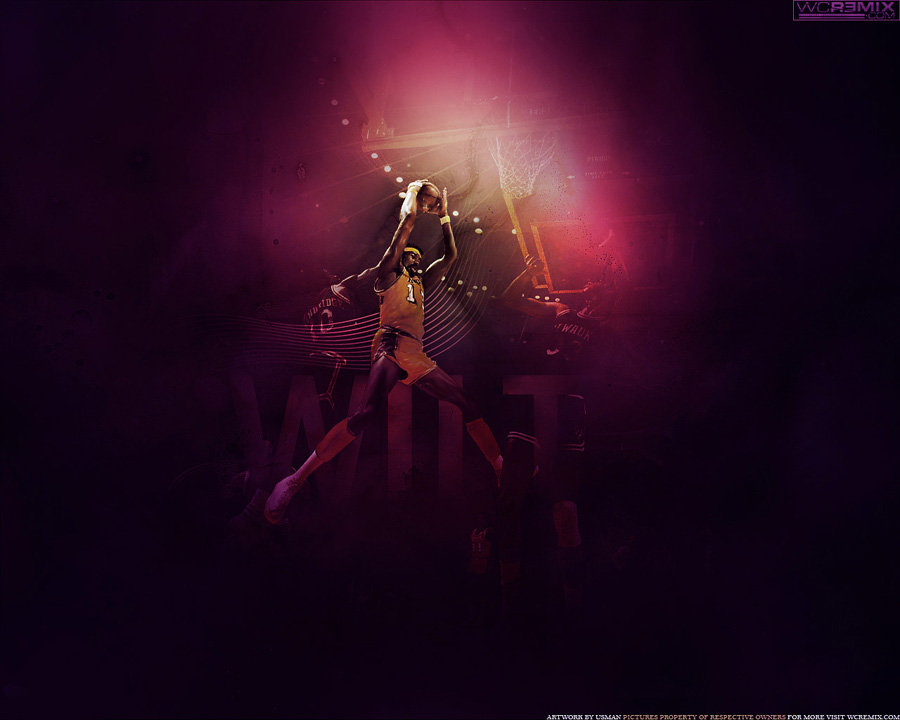Wilt Chamberlain Wallpaper
