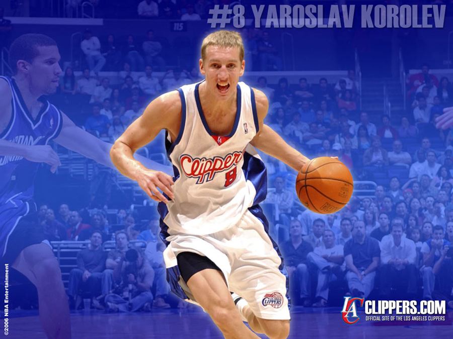 Yaroslav Korolev Clippers Wallpaper