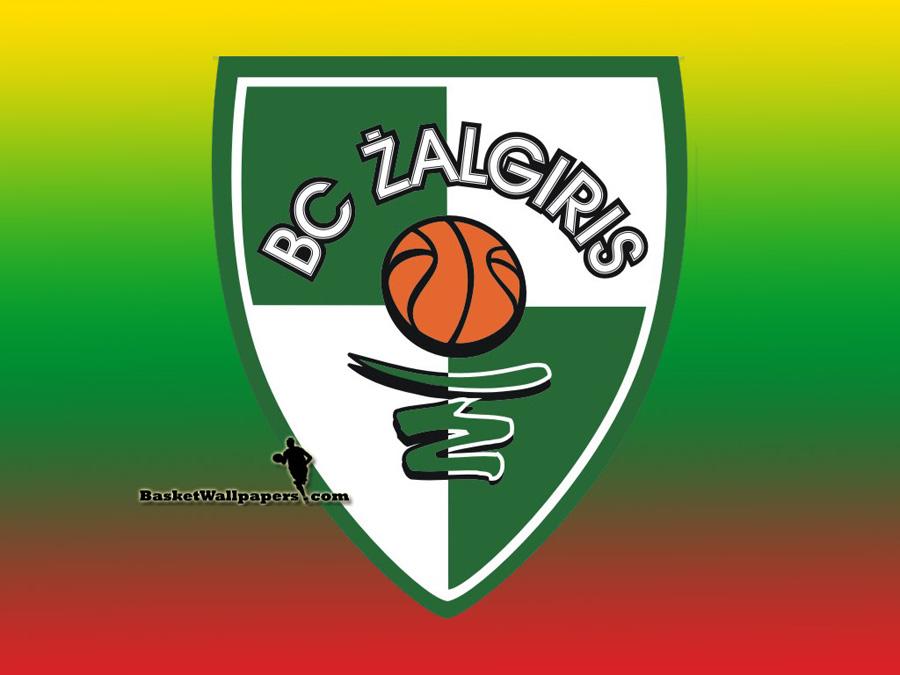 Zalgiris Kaunas Logo Wallpaper