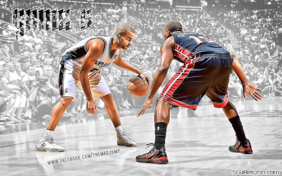 2013 NBA Finals Game 5 1680x1050 Wallpaper