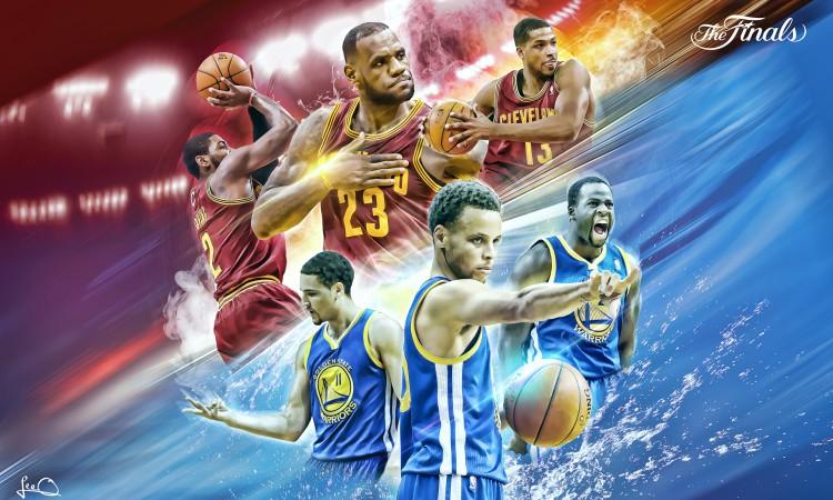 2015 NBA Finals 1920x1200