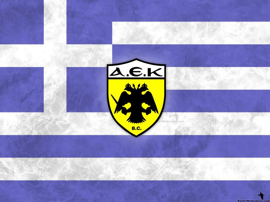 AEK Athens BC Wallpaper