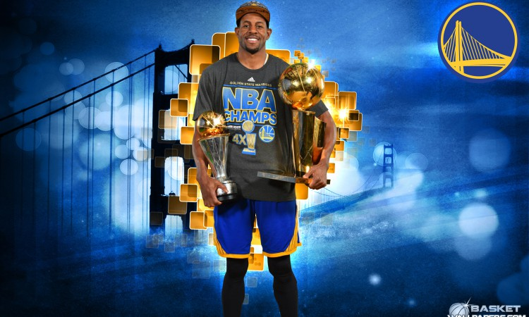 Andre Iguodala 2015 NBA Finals MVP Wallpaper