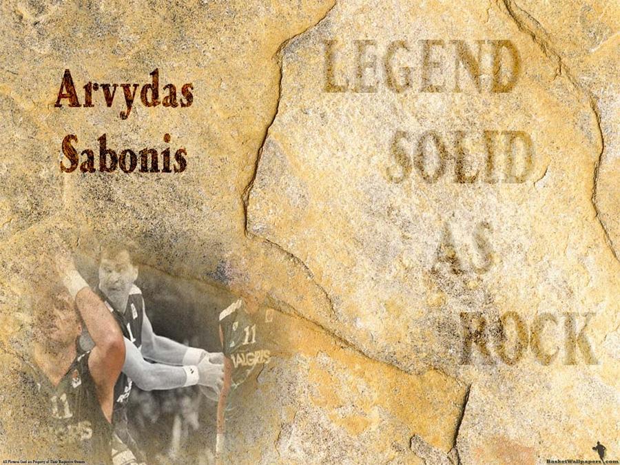 Arvydas Sabonis Wallpaper