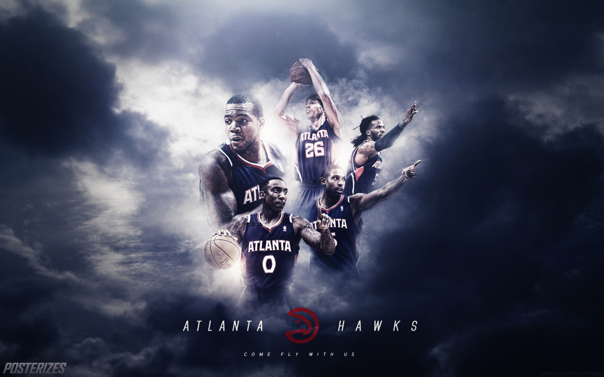 Atlanta Hawks 2015 1920x1200 Wallpaper