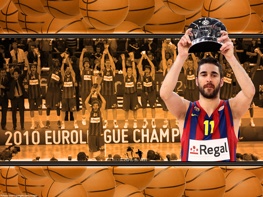 Barcelona 2010 Euroleague Champions Wallpaper