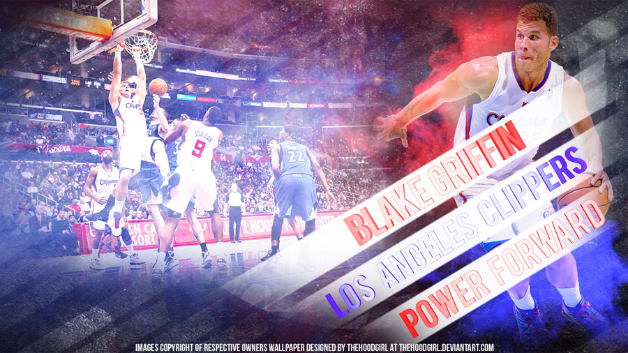 Blake Griffin Clippers 2013 1920x1080 Wallpaper