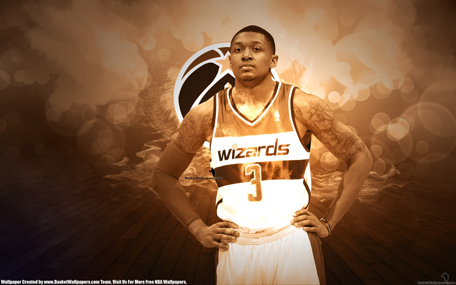 Bradley Beal Washington Wizards 2014 Wallpaper