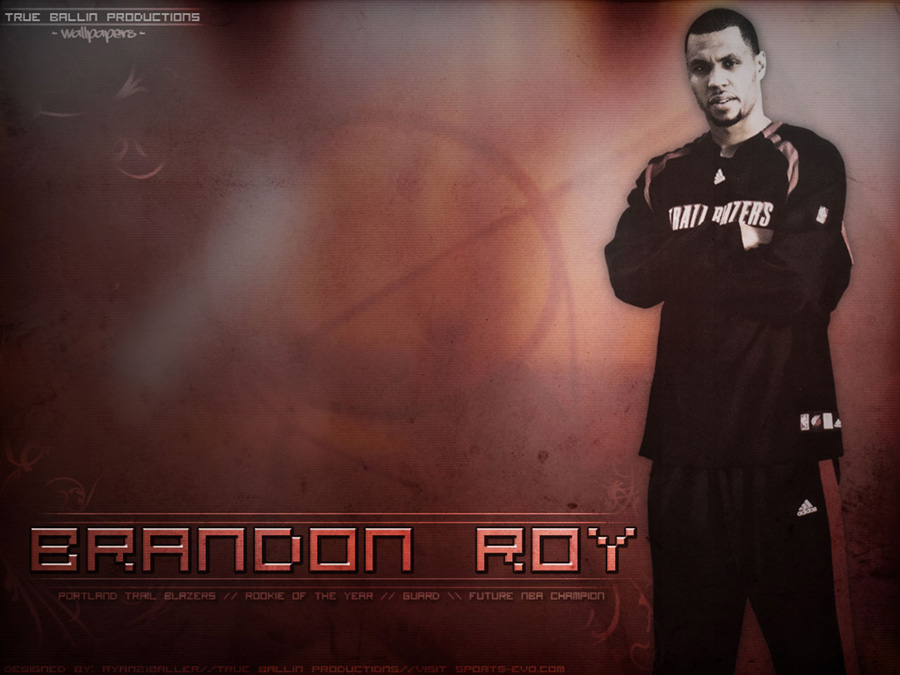 Brandon Roy Blazers Wallpaper