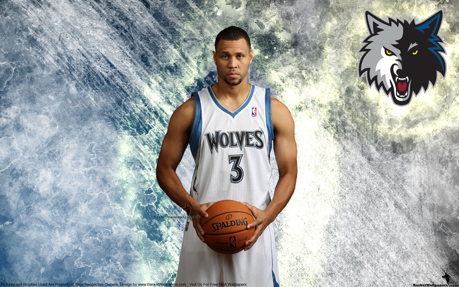 Brandon Roy Minnesota Timberwolves 2012 1920x1200 Wallpaper