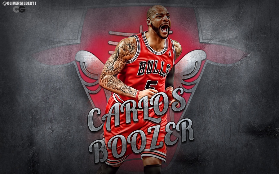 Carlos Boozer Bulls 2013 1920x1200 Wallpaper