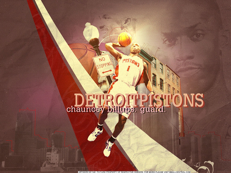 Chauncey Billups 1280x960 Wallpaper