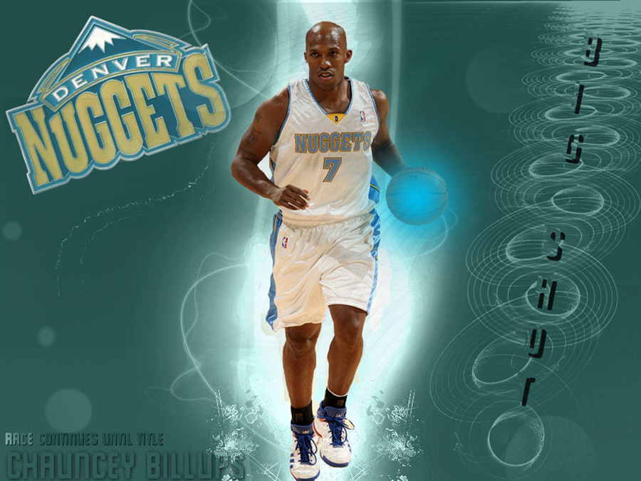 Chauncey Billups Title Race 2009 Wallpaper