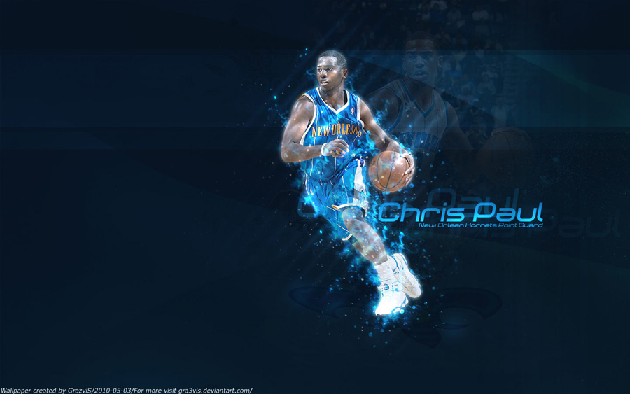 Chris Paul Hornets 1440x900 Wallpaper
