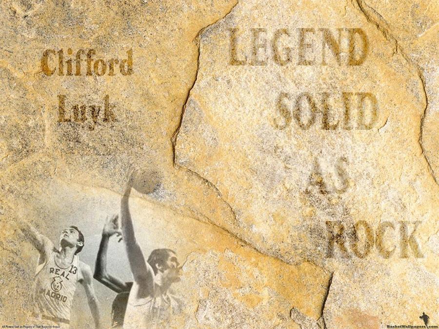 Clifford Luyk Wallpaper