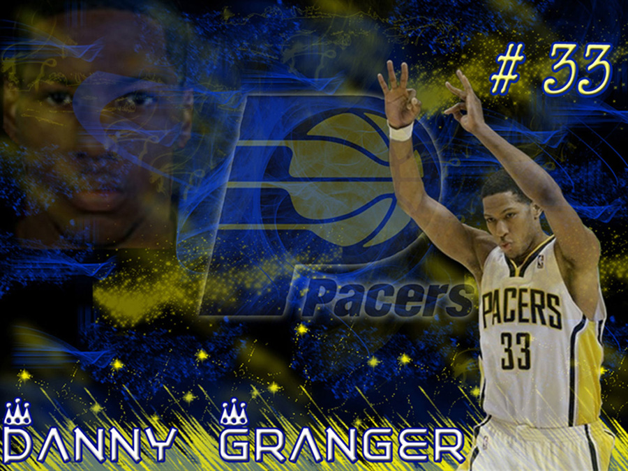 Danny Granger Pacers Wallpaper