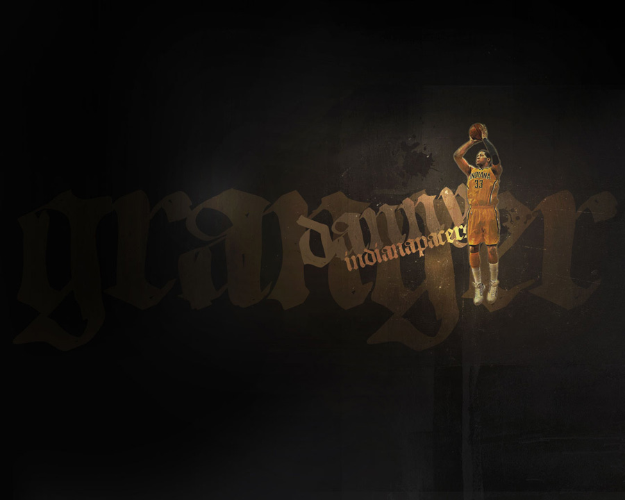 Danny Granger Shooting Wallpaper