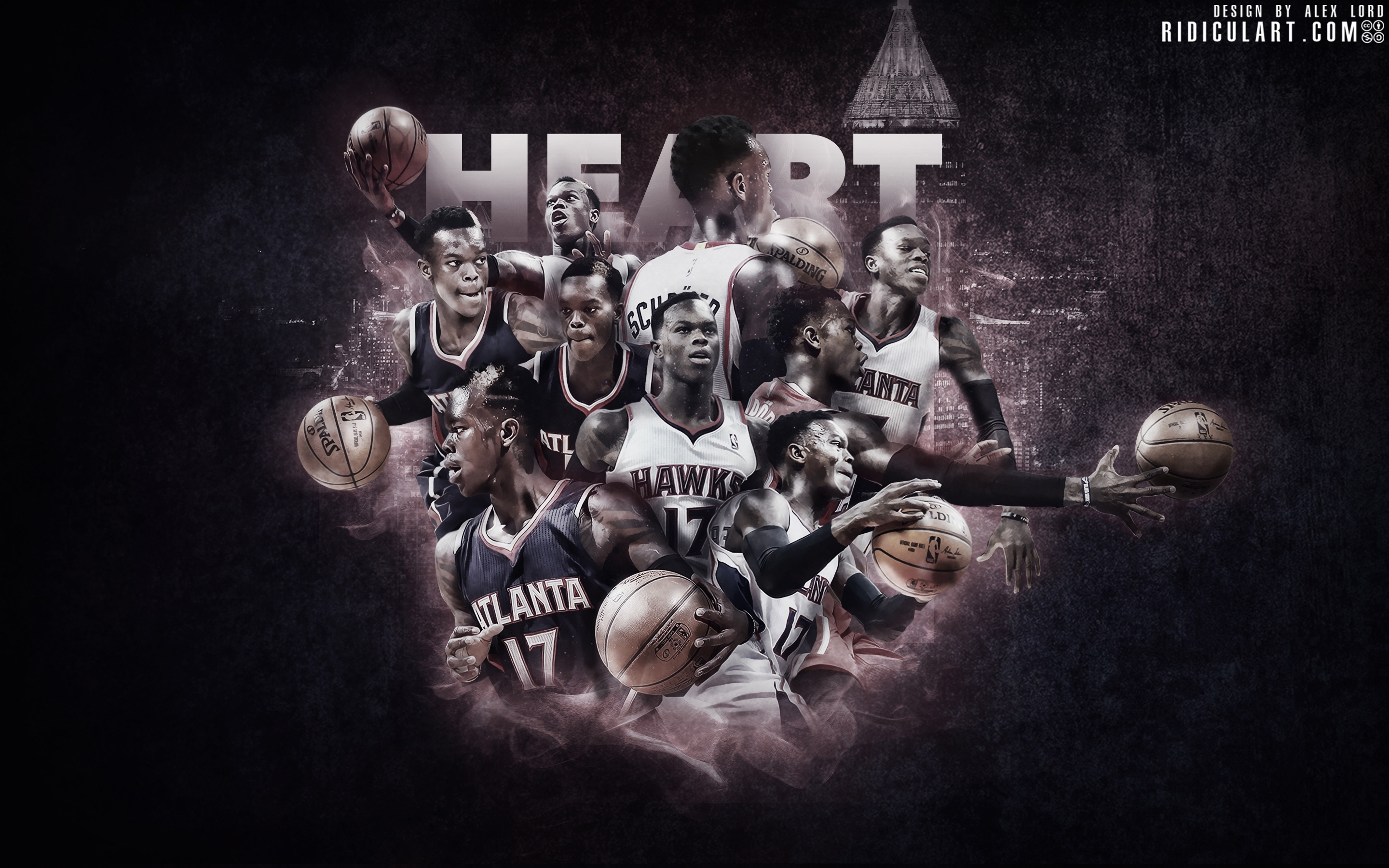 Atlanta hawks wallpaper 2018