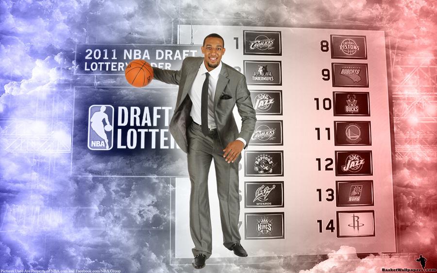 Derrick Williams 2011 NBA Draft Widescreen Wallpaper