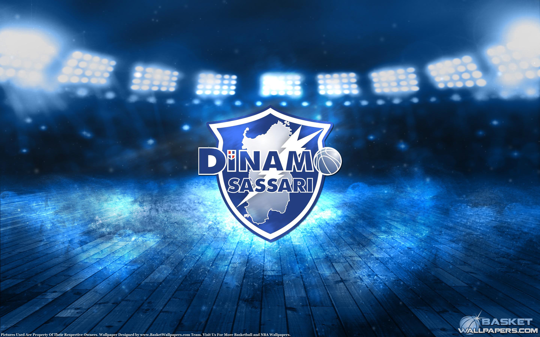Dinamo Basket Sassari 2015 Champions Wallpaper