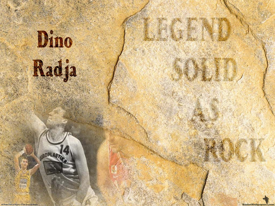 Dino Radja Wallpaper