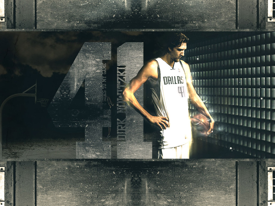 Dirk Nowitzki 41 Wallpaper