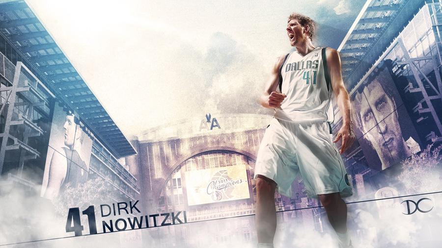 Dirk Nowitzki Legacy 2014 Wallpaper