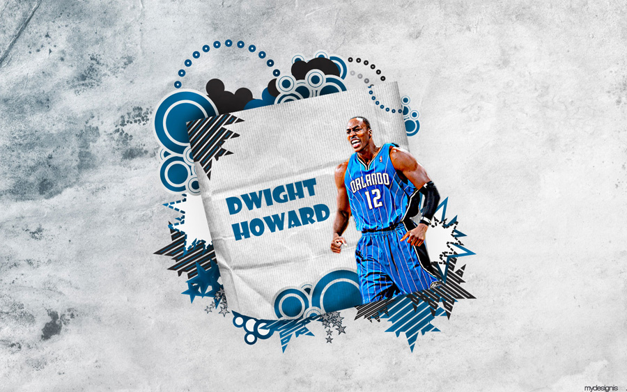 Dwight Howard 1680x1050 Magic Wallpaper
