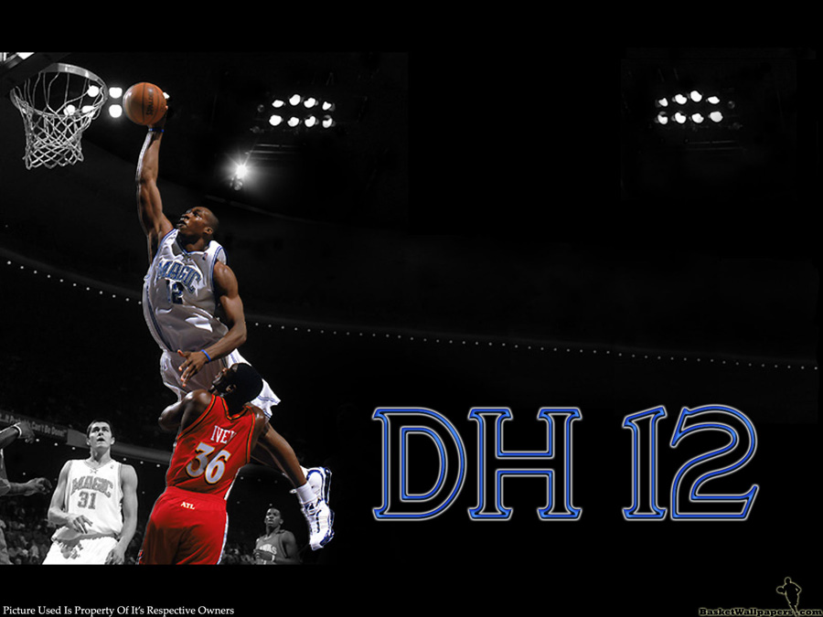 Dwight Howard Dunk Wallpaper