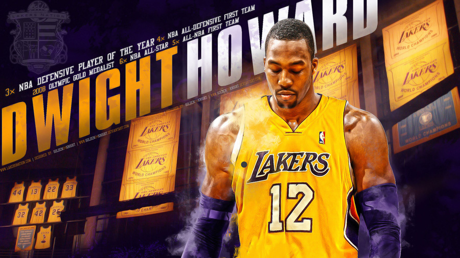 Dwight Howard Legacy 2012 2560x1440 Wallpaper