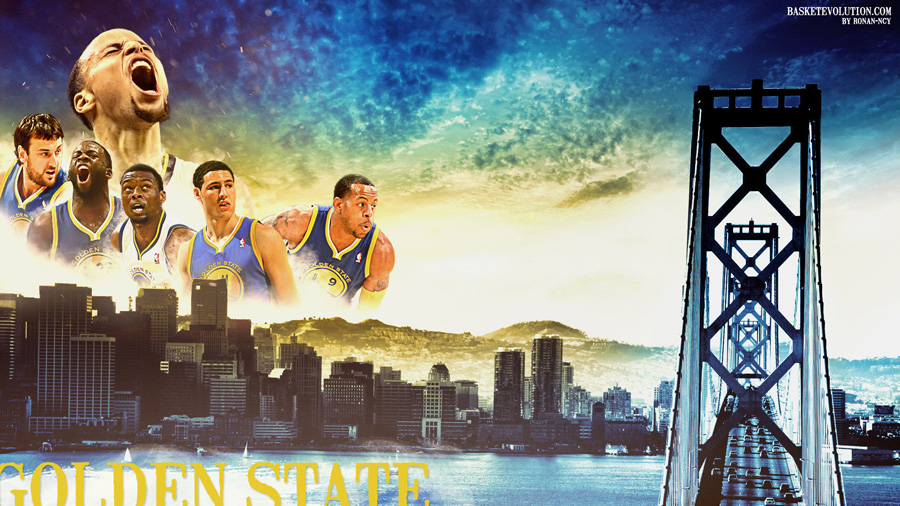 Golden State Warriors 2014-2015 Wallpaper