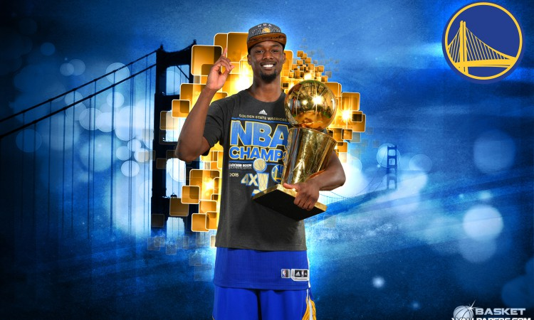 Harrison Barnes 2015 NBA Champion Wallpaper
