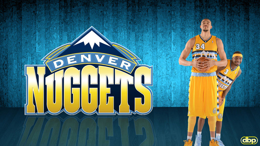 JaVale McGee and Ty Lawson Nuggets 1920x1080 Wallpaper