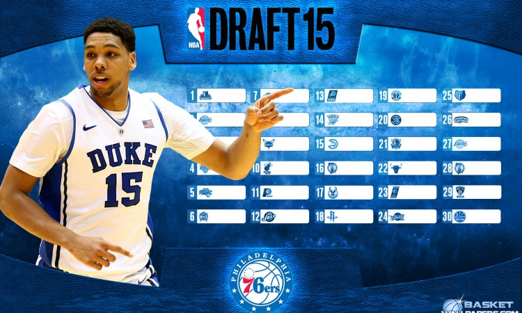 Jahlil Okafor 2015 NBA Draft Wallpaper