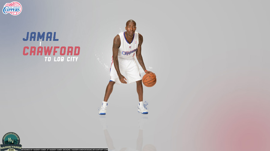 Jamal Crawford LA Clippers 2012 1600x900 Wallpaper
