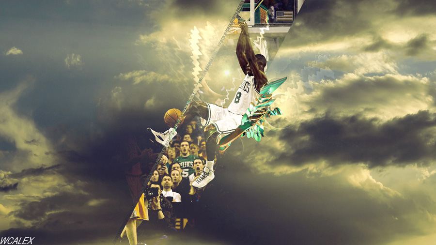 Jeff Green Celtics 2013 1440x810 Wallpaper