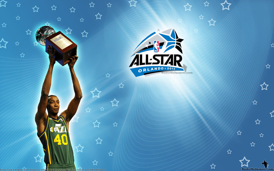 Jeremy Evans 2012 Slam Dunk Champion Wallpaper
