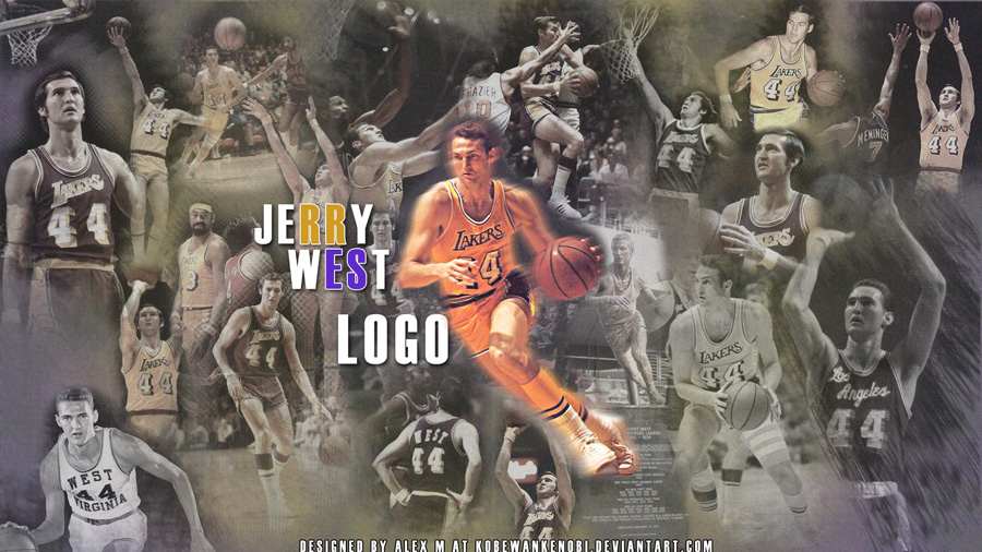 Jerry West Lakers 1920x1080 Wallpaper