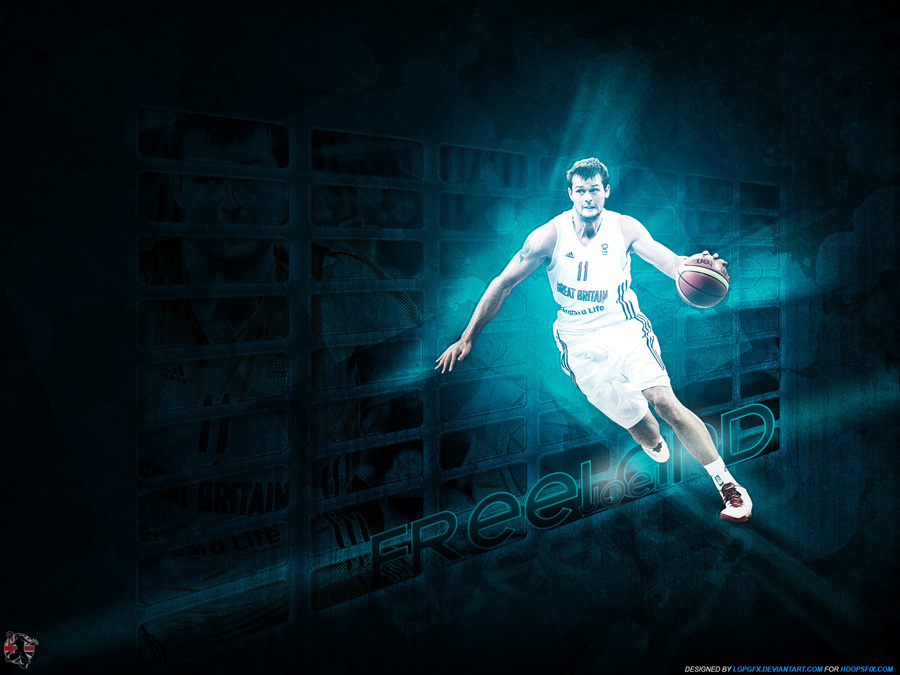 Joel Freeland UK Team Wallpaper