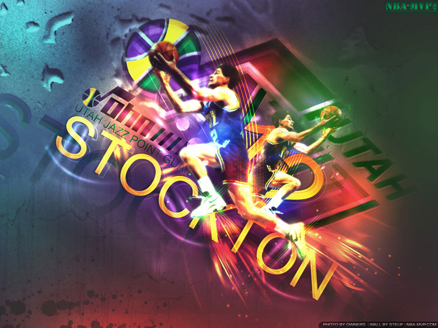 John Stockton Wallpaper