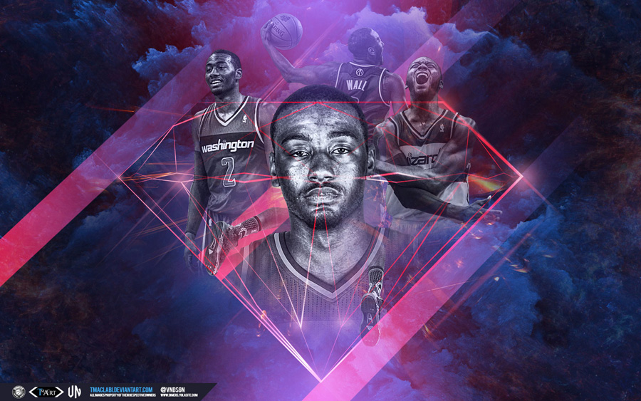 John Wall Wizards Wallpaper