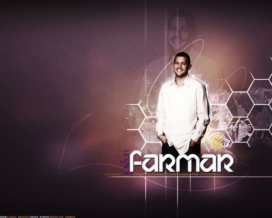 Jordan Farmar Wallpaper