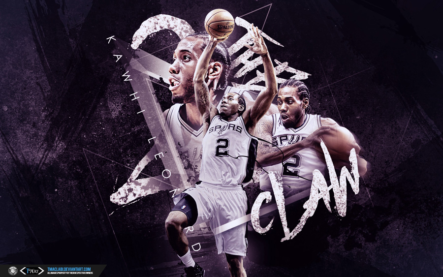 Kawhi Leonard Spurs 2015 Wallpaper