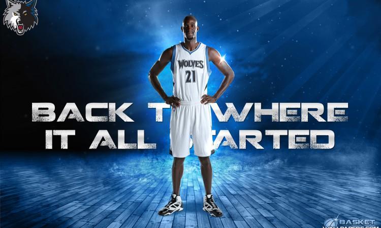 Kevin Garnett Timberwolves 2015 2880x1800