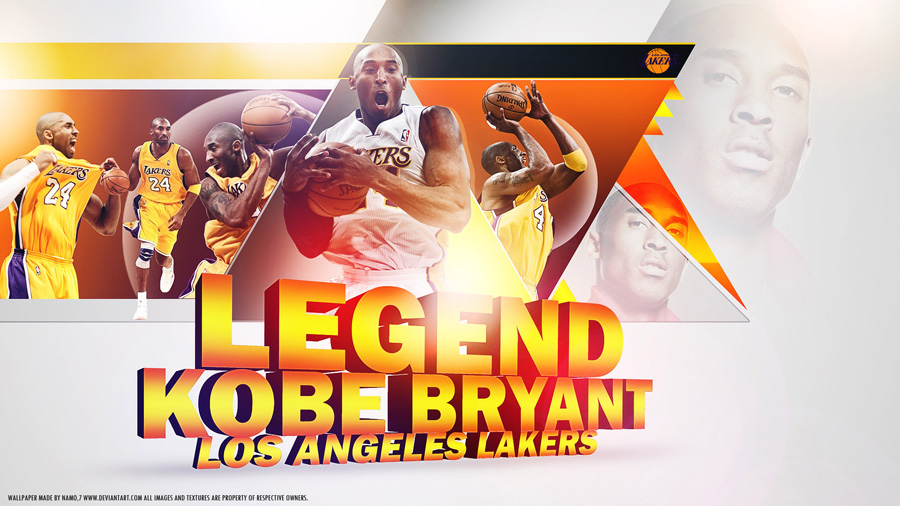 Kobe Bryant Lakers 2014 Wallpaper