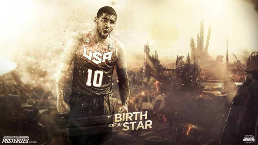 Kyrie Irving FIBA World Cup 2014 MVP Wallpaper