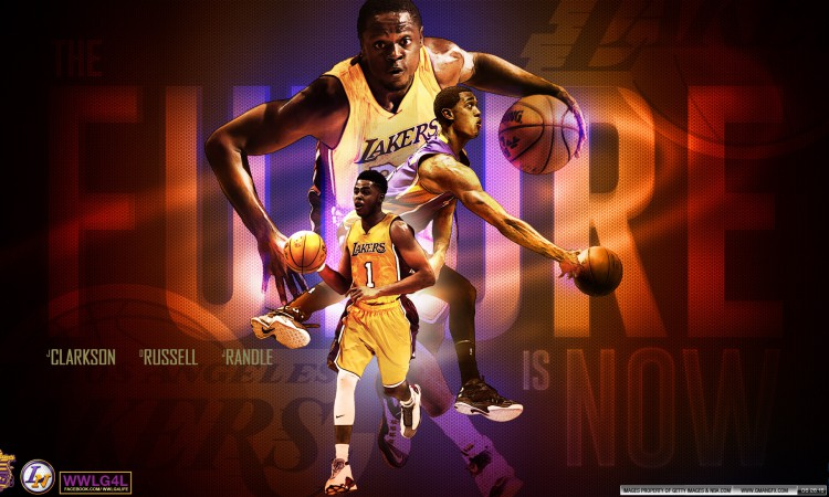 LA Lakers Future 2015 Wallpaper
