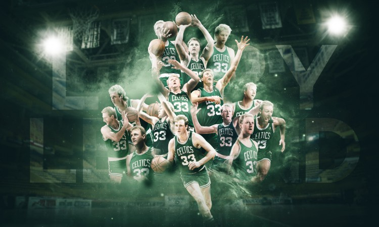 Larry Bird Celtics 2880x1800 Wallpaper
