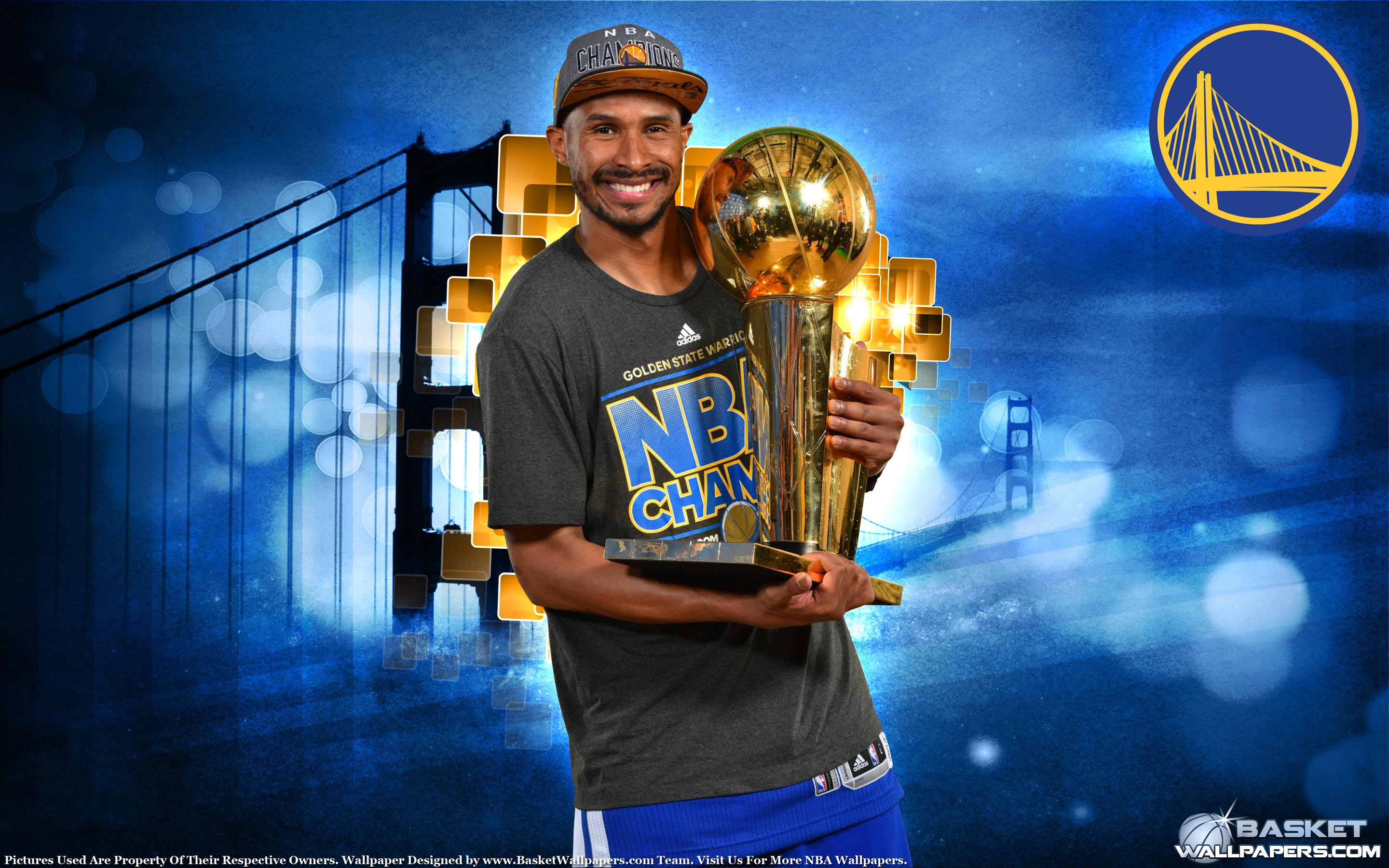 Leandro Barbosa 2015 NBA Champion Wallpaper