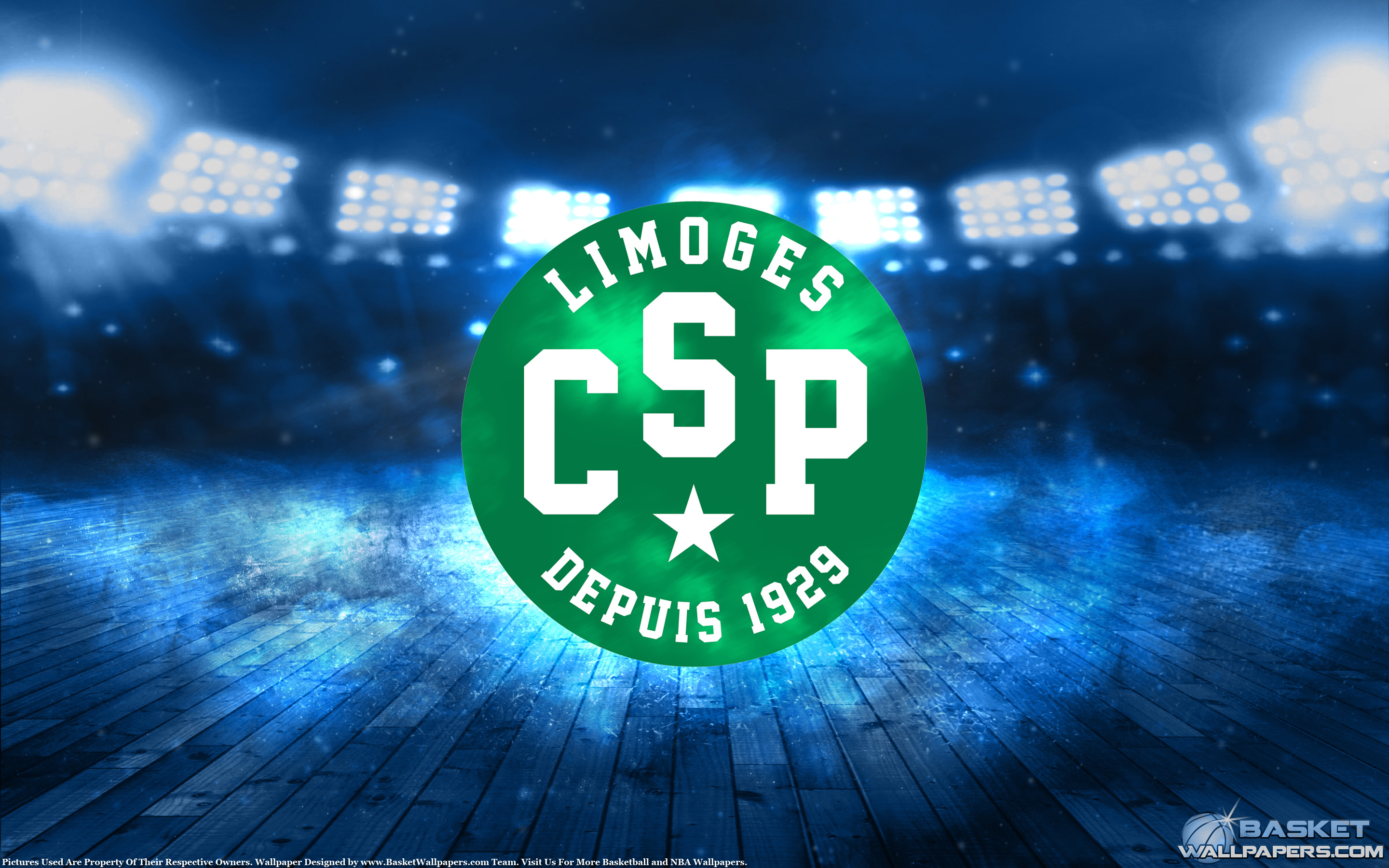Limoges CSP 2015 Champions Wallpaper